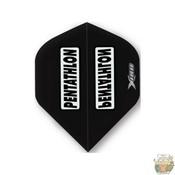 Mckicks Pentathlon Transp X180 Flight Std. - Black