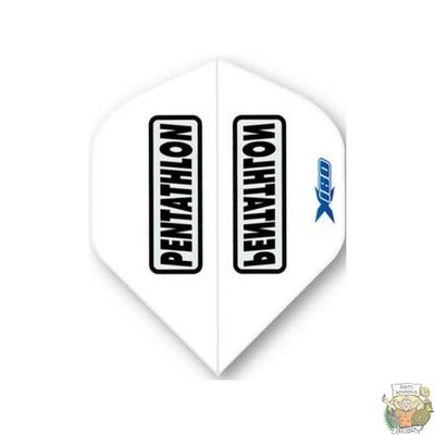 Mckicks Pentathlon Transp X180 Flight Std. - White