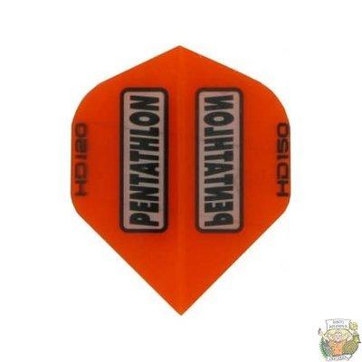 Mckicks Pentathlon Transp HD150 Flight Std. - Orange