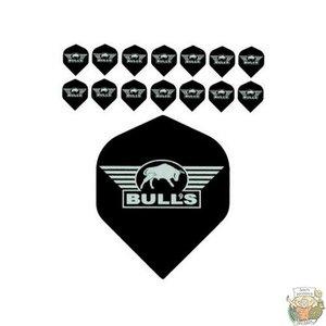 """Bull's 5-Pack POWERFLITE """"Logo Silver"""""""