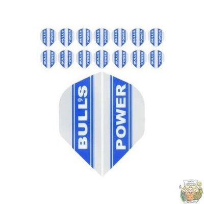 """Bull's 5-Pack POWERFLITE """"Power Blue"""""""
