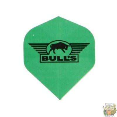 """Bull's FIVE-STAR Flight """"Logo Green"""""""
