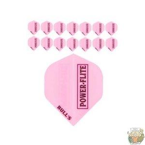 """Bull's 5-Pack POWERFLITE Solid """"Pink"""""""