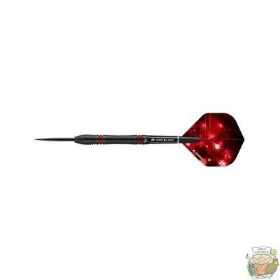 Mission Deep Impact 80% M5 Black Red 24g