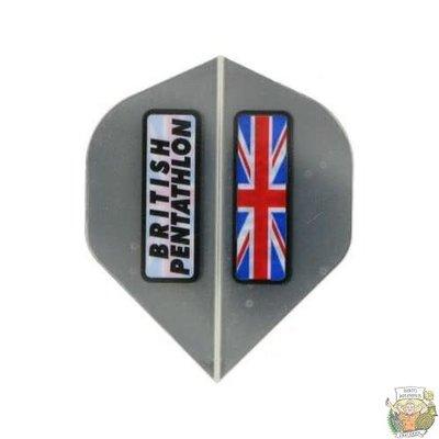 Mckicks British Pentathlon Flight Std. - GB Clear