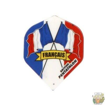 Mckicks British Pentathlon Flight Std. - Francais