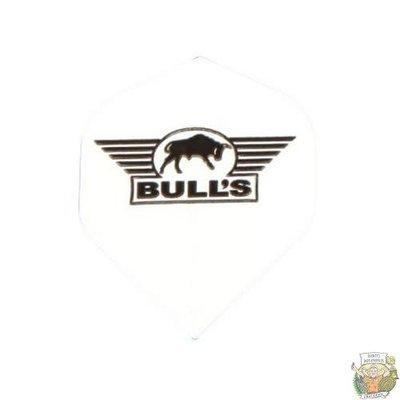 """Bull's FIVE-STAR Flight """"Logo White"""""""