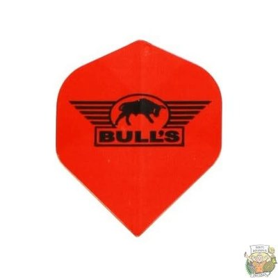 "Bull's FIVE-STAR Flight ""Logo Red"""