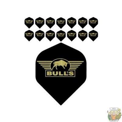"""Bull's 5-Pack POWERFLITE """"Logo Gold"""""""