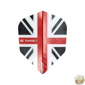 Target Vision 100 Std.6 Ultra UK Clear Red
