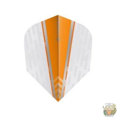 Target Vision 100 Std.6 Ultra White Wing Orange