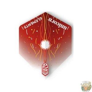 Unicorn Ultrafly Elements 100 Micron Std. Red Firestorm