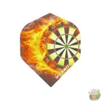 Mckicks iFlight 100micron Std. - Flaming Dartboard