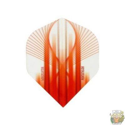 Mckicks Clear Pentathlon - Red Swirl