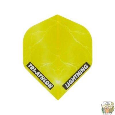 Mckicks Tri-athlon Lightning Flight - Clear Yellow