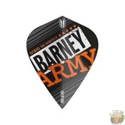 Target Barney Army Pro Ultra Black Kite Flight