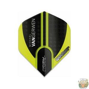 Winmau Prism Alpha MvG Black Wings
