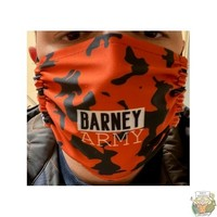 "Barney Merch Mondkapje - ""Barney Army"""