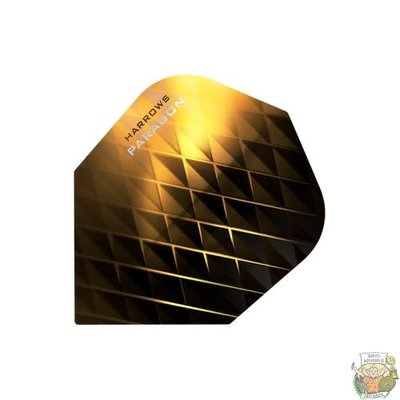 Harrows PARAGON FLIGHT 7605 GOLD