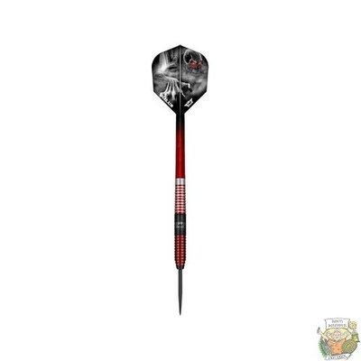 Bull's Phantom Grip 90% Red 25 gram Steeltip