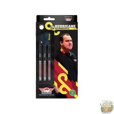 Bull's Kim Huybrechts 90% Red PCT 23 gram Steeltip