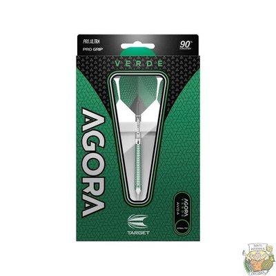 Target Agora Verde 90% AV04 24 gram Steeltip