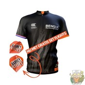 Target MEDIUM - Coolplay Collarless Shirt Raymond van Barneveld