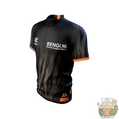 Target XXXLarge - Coolplay Collarless Shirt Raymond van Barneveld