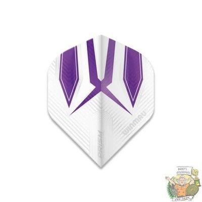 Winmau Winmau Prism Alpha White & Purple