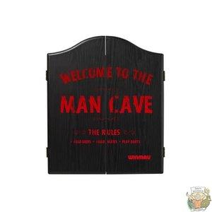 Winmau Man Cave Black Cabinet