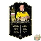 Ultimate Darts Dave Chisnall - Ultimate Darts Card