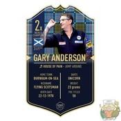 Ultimate Darts Gary Anderson - Ultimate Darts Card