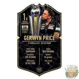 Ultimate Darts Gerwyn Price - Ultimate Darts Card