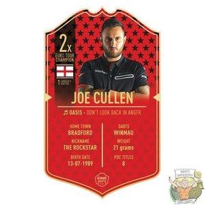 Ultimate Darts Joe Cullen - Ultimate Darts Card