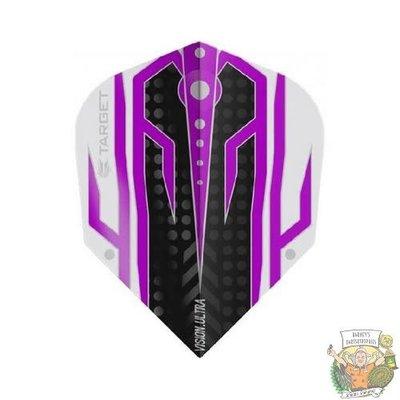 Target Vision 100 Std.6 Ultra Noge Purple