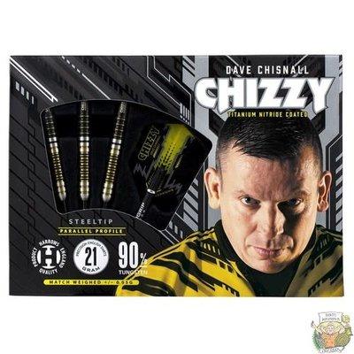 Harrows Dave Chisnall Chizzy 90% 23 gram Steeltip
