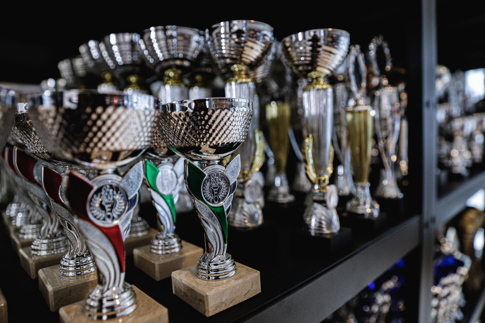 De nieuwe sportprijzenspecialist  van Den Haag