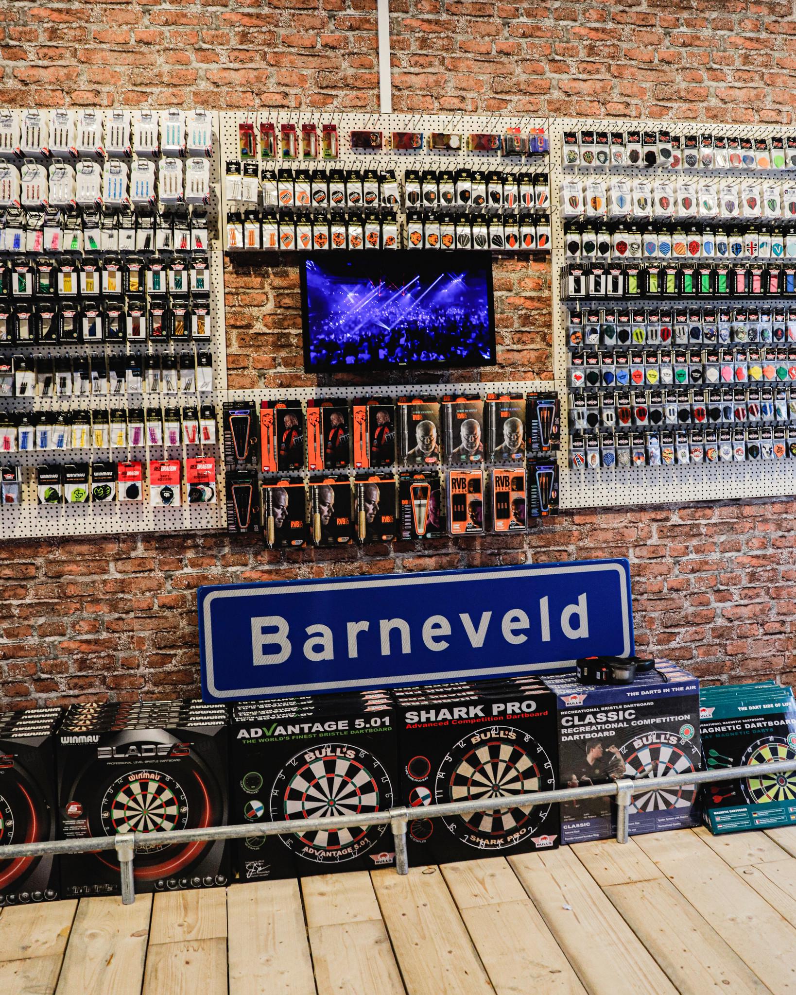 Nieuwe Target producten bij Barney's Darts & Trophies