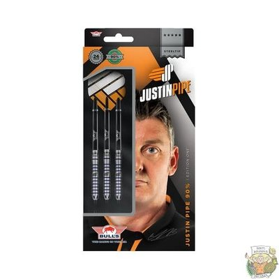 Bull's Justin Pipe 24 gram darts