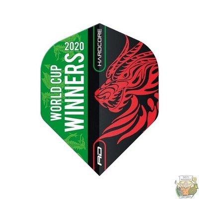 Red Dragon Hardcore World Cup Winners Std.