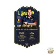 Ultimate Darts Kim Huybrechts - Ultimate Darts Card