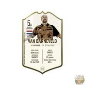 Ultimate Darts Raymond van Barneveld LEGEND - Ultimate Darts Card