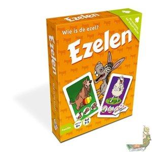 Spelletjes Kaartspel - Ezelen
