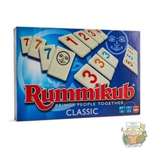 Spelletjes Rummikub - The original
