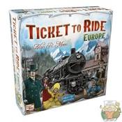 Spelletjes Ticket to Ride - Europa