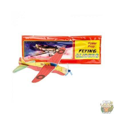 Thimble Foam vliegtuigje