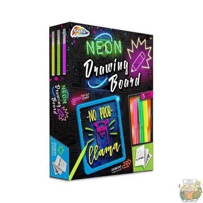 Thimble Tekenbord Neon met licht