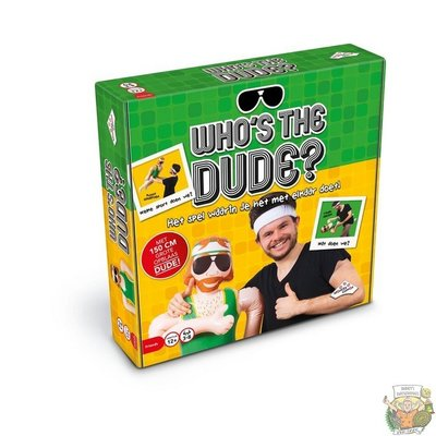 Thimble Who's the Dude spel