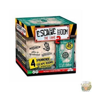 Thimble Escape room The Game basisspel