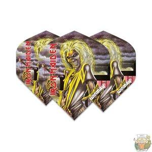 Winmau Iron Maiden Killers Winmau Rockstar flights